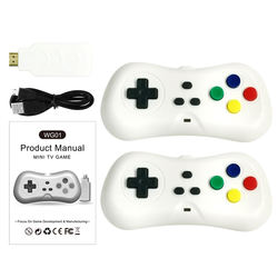 Wireless 2.4G Game Console with 638 No Repeated Games Retro Mini Handheld For video Games