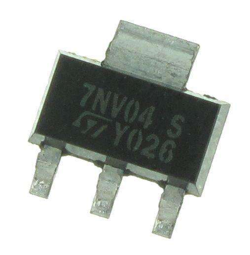 Original new Gate Drivers 7NV04 VNN7NV0413TR SOT-223 Spot high quality