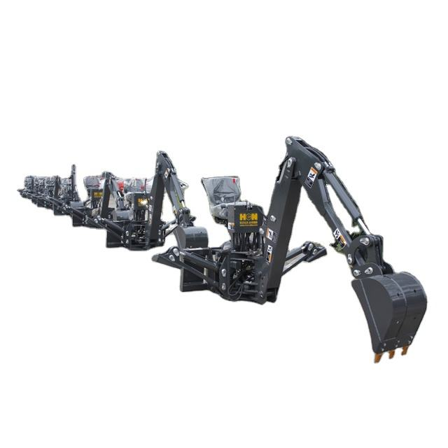 Xuzhou HCN 0301 digging backhoe attachments for bobcats