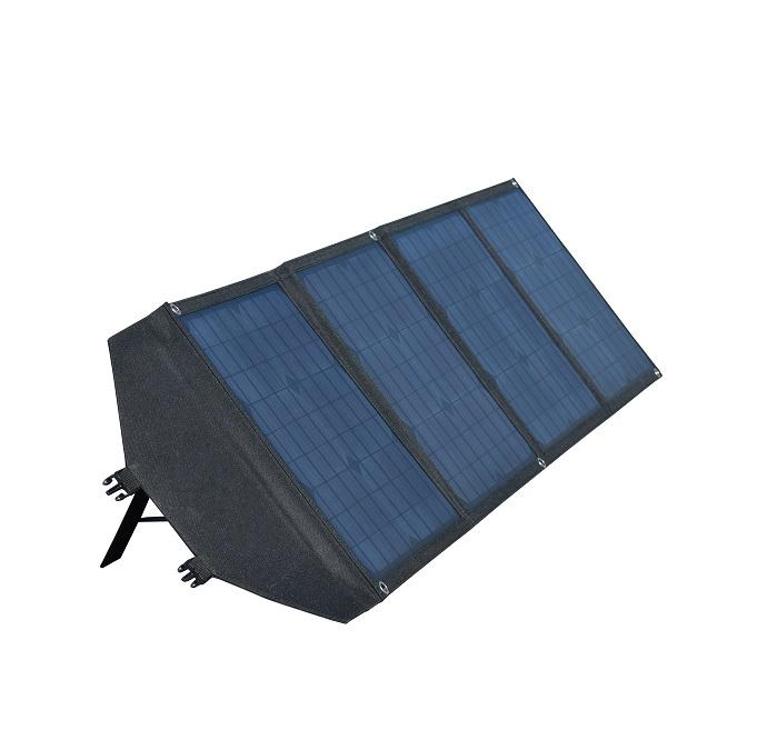 Portable Folding Charger Powerful Power Foldable Solar Panel 50W 60W 80W 100W