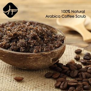 Private Label Natural Organic Whitening Face and Body Skin care Coffee Body Scrub