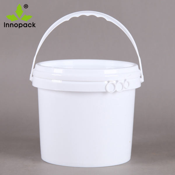 Factory wholesale household 4L plastic packaging barrel