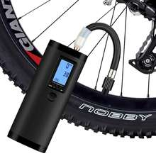 NEWO Rechargeable Cordless Bike Air Pump Inflator bicycle accessories