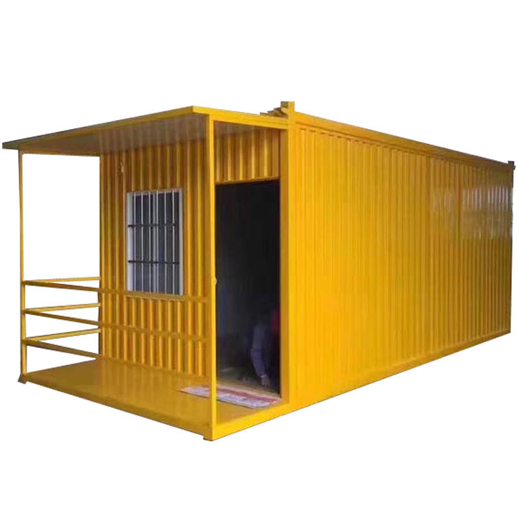 Wholesale custom used three bedroom prefab coffee/office/bar prefabricated house