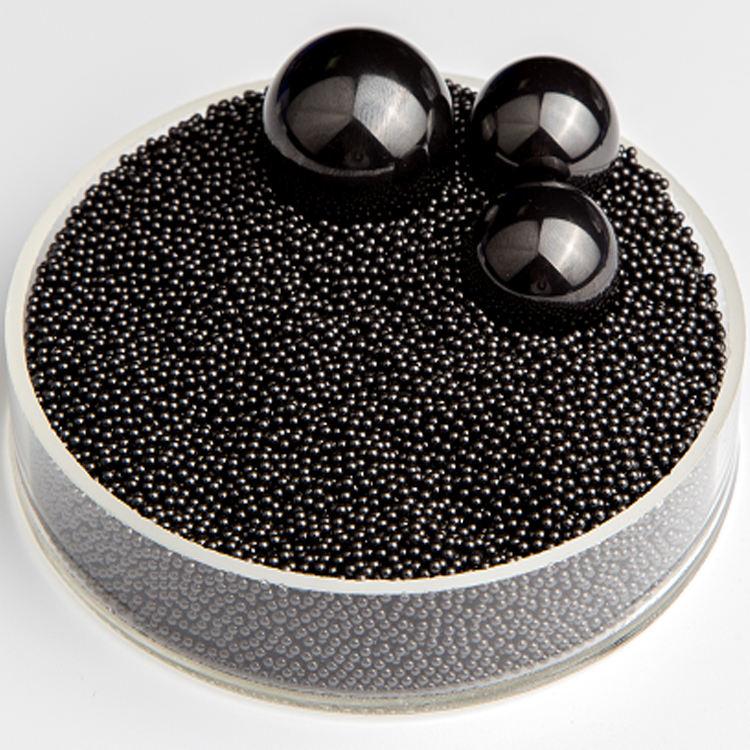 Ceramic Silicon Nitride Bearing Ball G5 Si3N4 2.381mm Bearing Ball 10 PCS