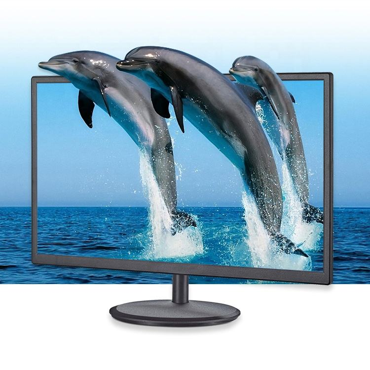 3 years warranty Wide Screen 18.5 Inch 19 inch 60HZ 75HZ TN IPS white case optional LED LCD Monitor