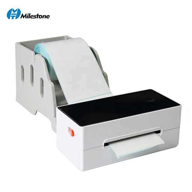 Milestone 4 inch Thermal Barcode Label Printer for 100*150 UPS USPS/Shipping Express Label Printer
