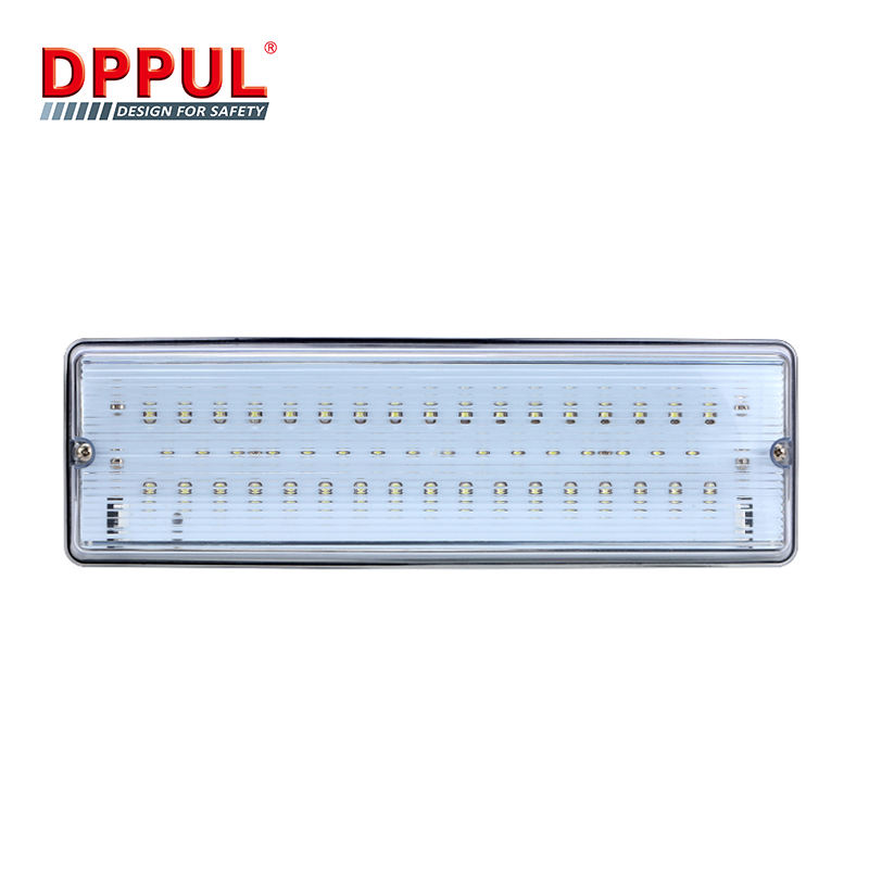 Led Emergency Bulkhead Light 6.2W 3 hours Emergency Time