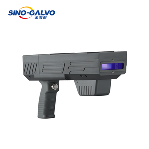 Fiber laser cleaning laser galvo scanner for corrosion rust cleaning