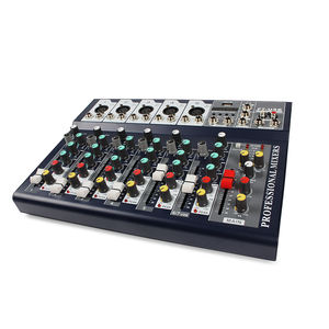 Portatile audio mixer allen & heath zed-12fx