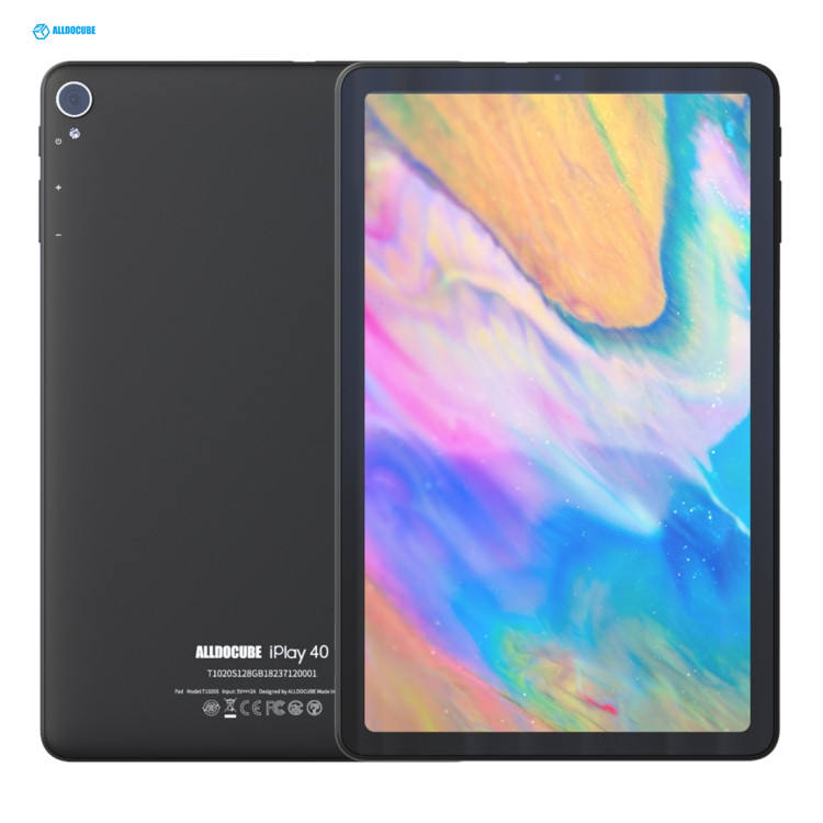 2021 NEW Tablet ALLDOCUBE iPlay 40 4G LTE Tablets 10.4 inch 8GB+128GB Android 10 Spreadtrum T618 Octa Core 2.0GHz Dual SIM