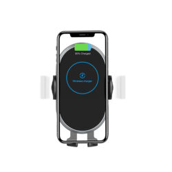 Low Price Guaranteed Quality With Backlight Full-automatic Car wireless Charger
