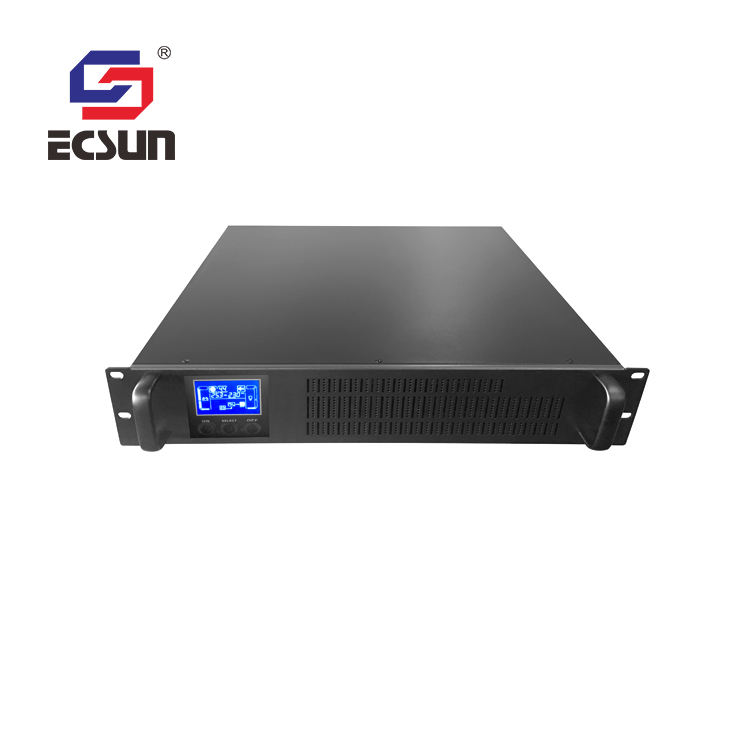 HBC Top Kwaliteit 10KVA 6kva 3kva 2kva 1kva Online Rack Mount UPS van de fabriek in China