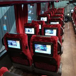 Bus MOD / VOD Entertainment System