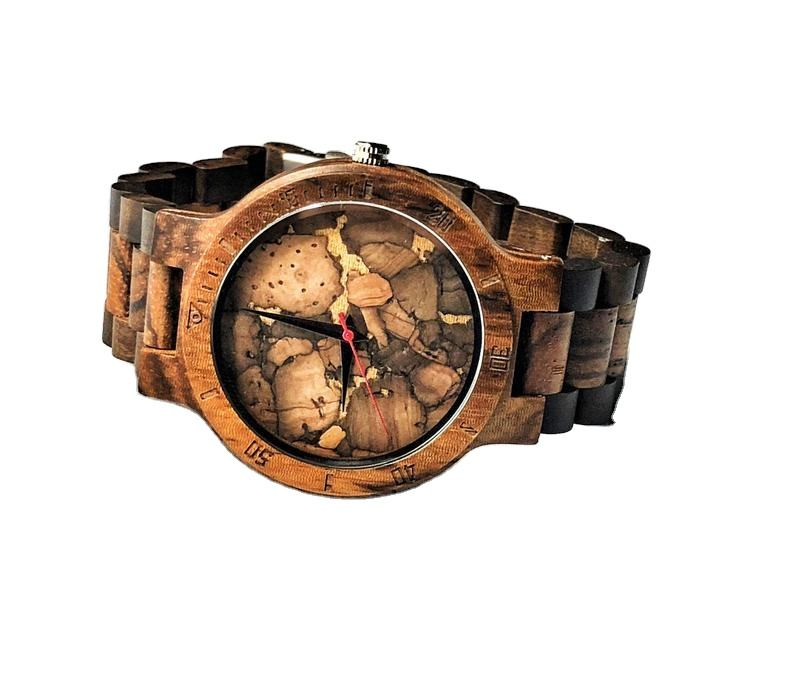 wholesale wood watch eco wooden watch private label fashion and luxury wood watch for men and women