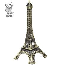 Garden Metal Art Statue  Large Iron Eiffel Tower Sculpture