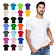 wholesale Oem T-shirts, In bulk unisex custom letter printing 100% organic cotton plus over size blank Plain men's T shirts