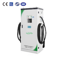 Electric vehicle ev battery fast charging machine of 120kW