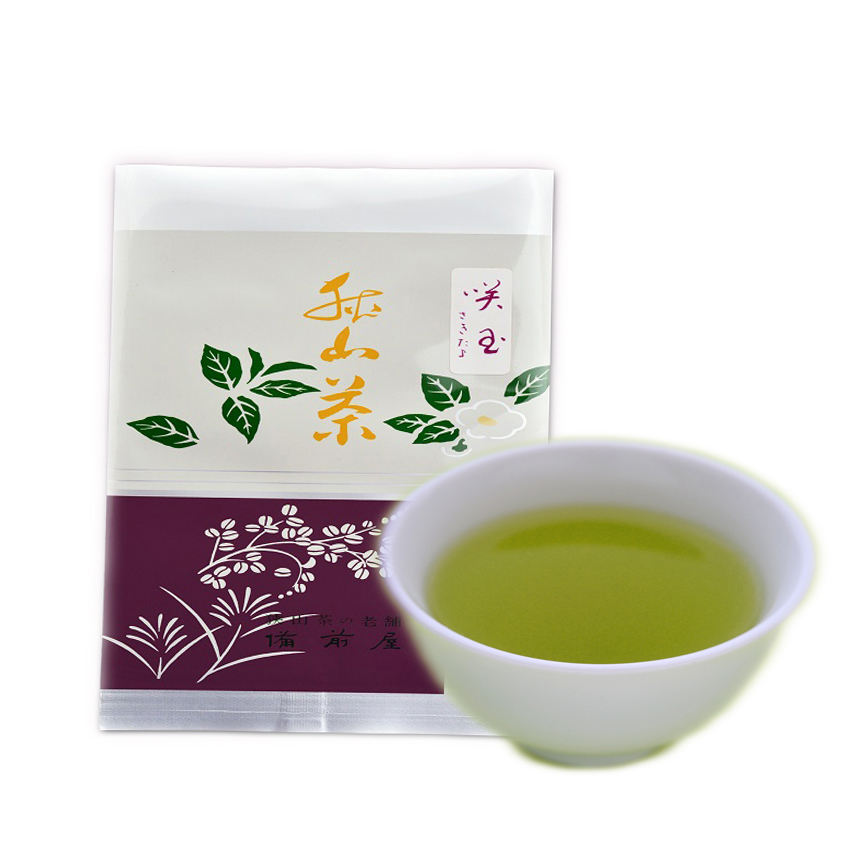 Recommended as a gift Japan green tea organic loose green tea leaves