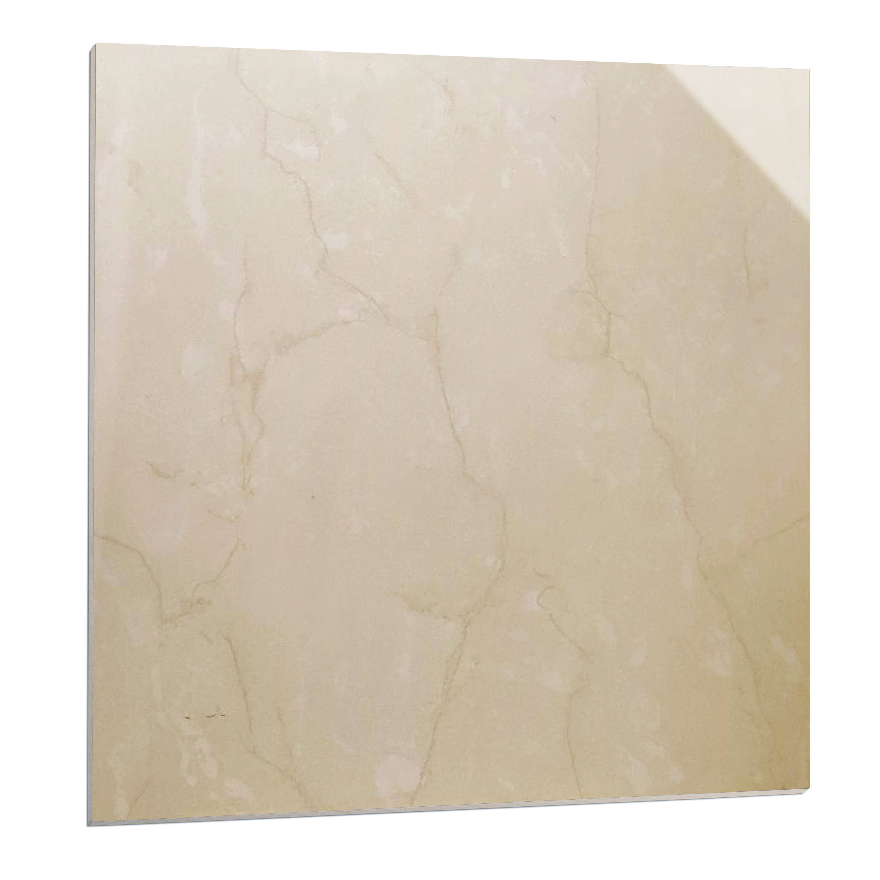 Cheap Price 600x600 Polished Porcelain Interior Floor Soluble Salt Tile