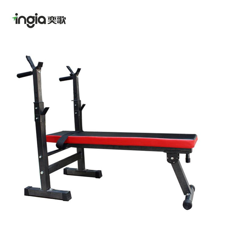 Bodybuilding Gym Exercise Equipment Bench Portable Weight Bench