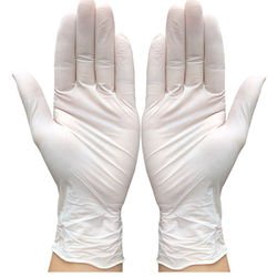 Bulk China manufactures latex gloves malaysia powdered latex
