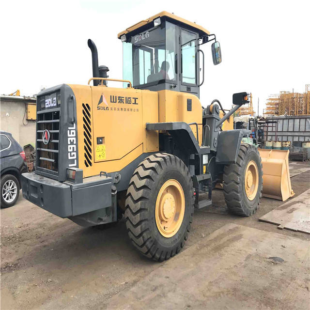 lingong wheel loader,Used LinGong Wheel Loader SDIG LG956l LG936L , LinGong SDIG 956I in low working hour and cheap price