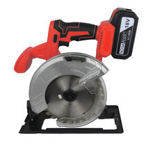 CaoW CW5806 20V 165mm saw blade diameter mini Cordless Battery Electric Circular Saw Machines