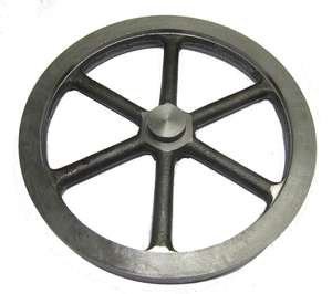 High Quality Casting Parts Cast Iron Flywheel for Industry