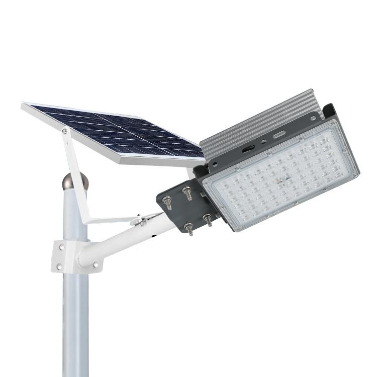 New product Remote control SMD outdoor waterproof ip65 60w 120w 180w 240w integrated solar led streetlight