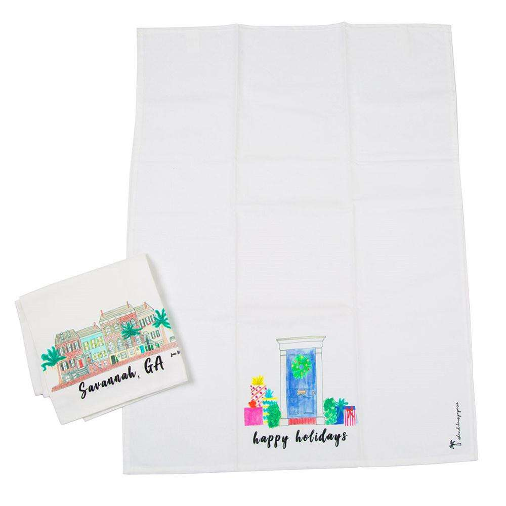 Wholesale Cheap Price Cotton Linen Tea Towels Bulk with Customized Printing