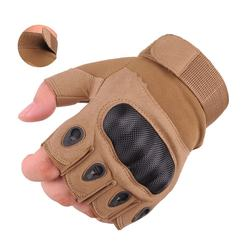 Lightweight tactical military gloves Men's Half Finger Gloves