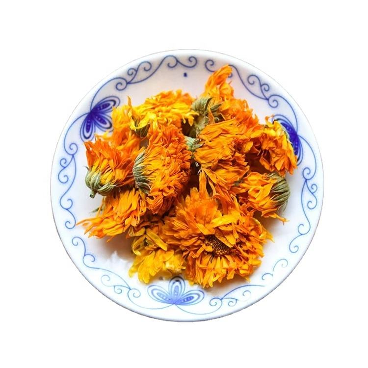 Factory supply Herbal Dried Flower marigold Calendula Tea