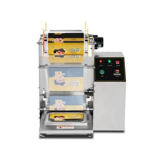 Commercial malfunction welcomed vacuum sealing packing machine tray sealer machine