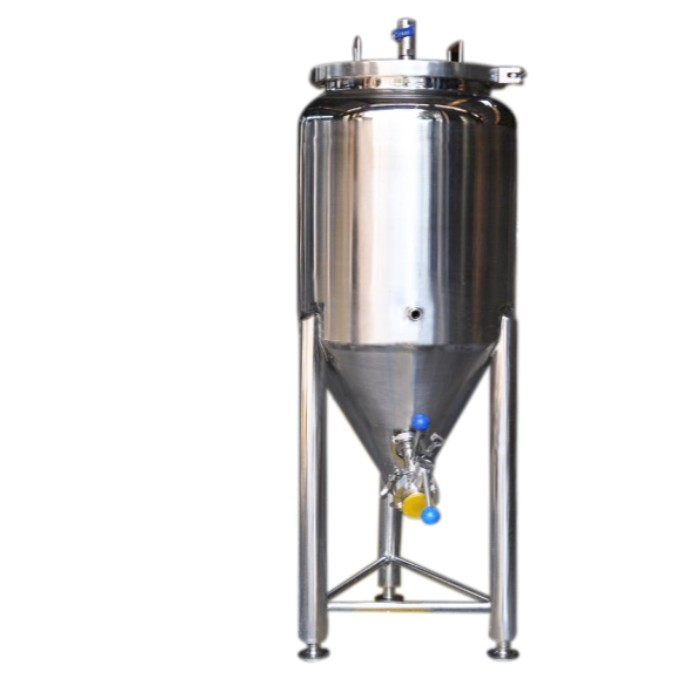 New conical fermenter homebrew, 30L home beer brewing, beer fermentation tank
