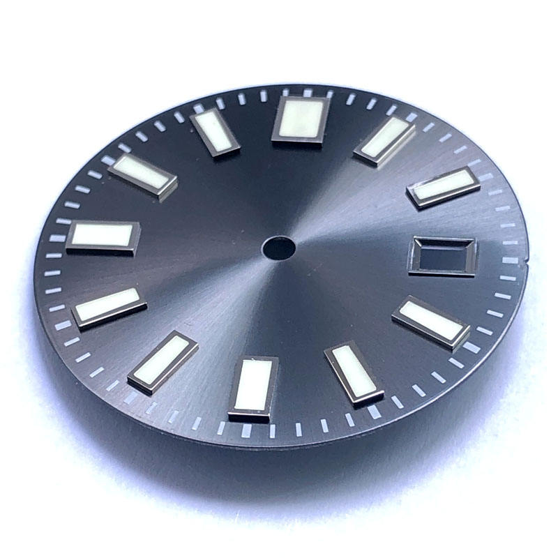 Around Brass Super Luminous C1C3 BGW9 Custom Made Sunray Luminous Watch Dials
