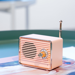 Gift idea Old Style Retro Classical Vintage Mini Portable Wireless Speaker