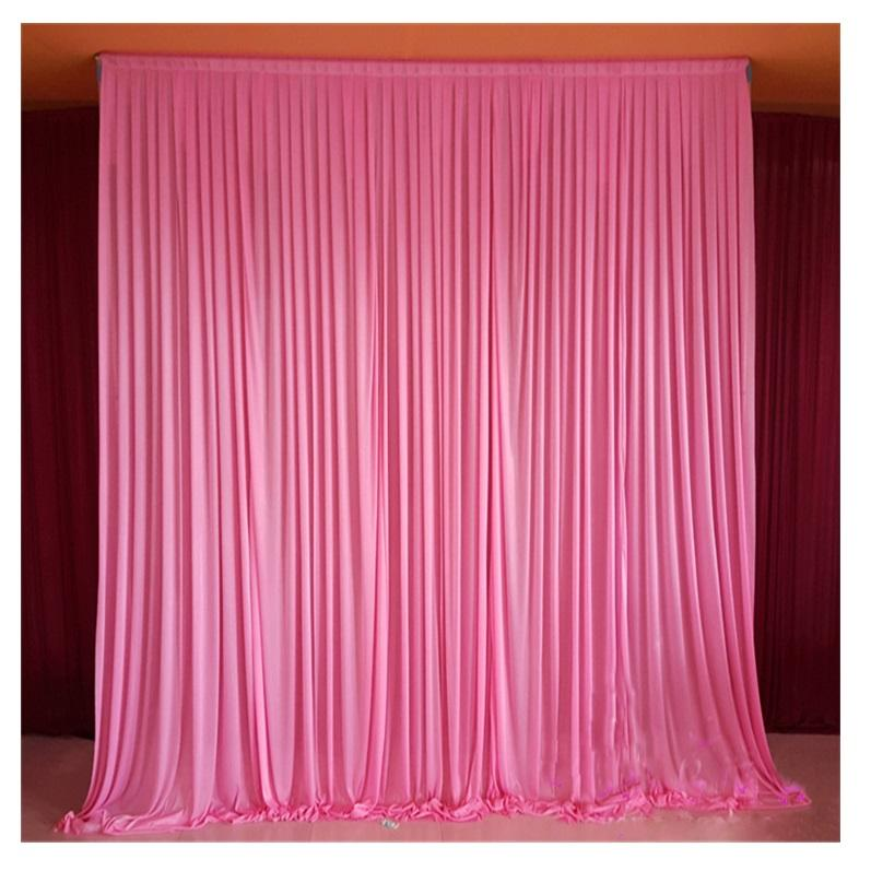 IN STOCK 3m*3m wedding backdrop for wedding stage decoration