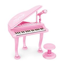 New Educational Musical Instrument Piano Toy Electric Toy Piano with Microphone