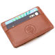 new arrival slim wallet mens magnetic multi tool credit card holder money clip