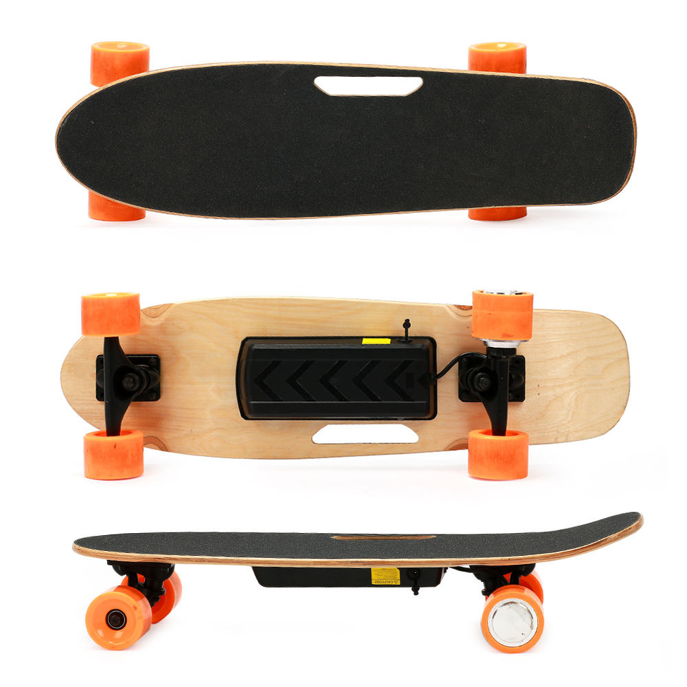 ANZO-03-1 Single motor 300W Quick charge flying mini electric skateboard with brushless motor