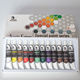 Non-toxic High Quality Colours 12 colors Acrylic Paint Sets art supplies Factory for artist
