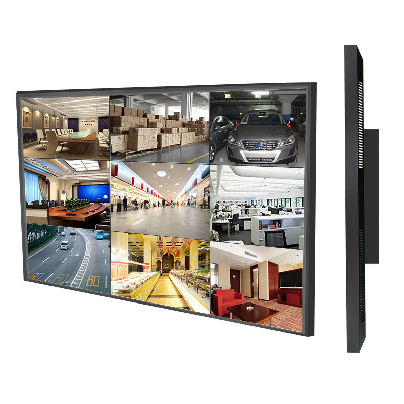 75-inch hd monitor monitor industriële grade monitor display apparatuur