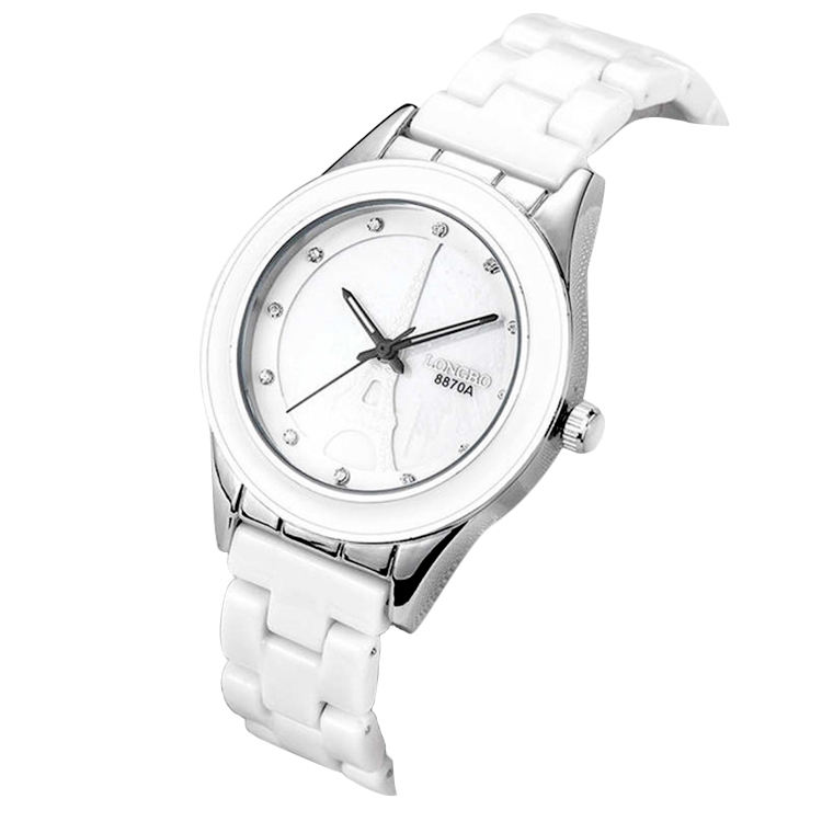 LONGBO 8870A Best Price Couple Men Quartz Brand Wrist Watch Stainless Steel Gold Watches For Sale Online Price