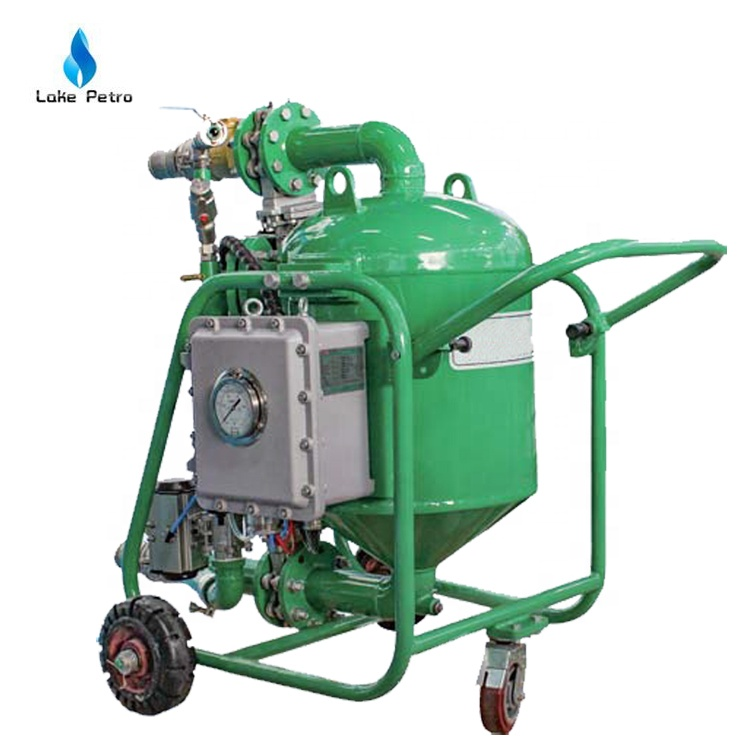 Sludge Vacuum Pump/solids Transfer Pump With Suction And Discharge Hose