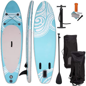 Hot selling Surfing SUP boards soft surfboard air inflatable surfboard