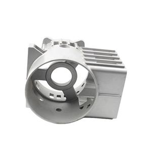 Factory supplier anodized aluminum casting spare parts motor cycle parts