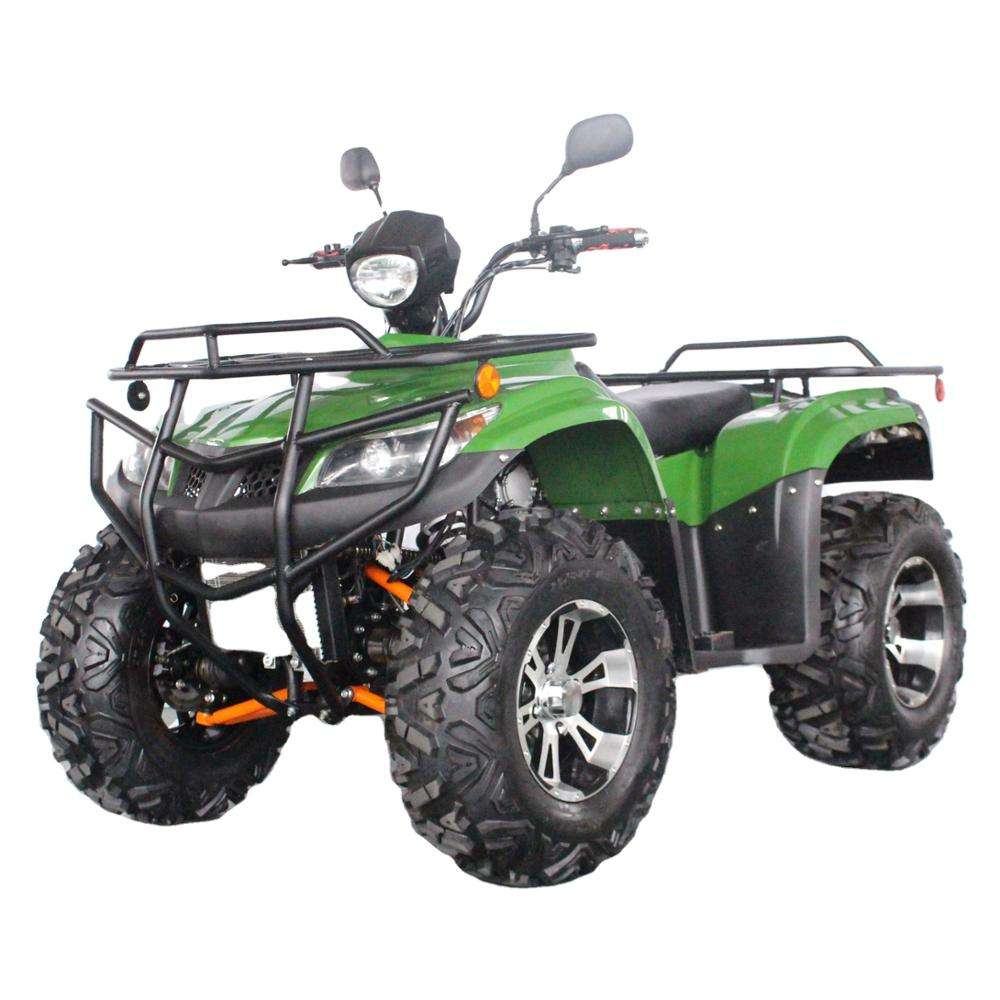 4 Wheeler 250cc 4 Stroke Quad 4WD ATV For Adults