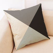 Home Textile wholesale embroidered cushions home decor seat cushion cover pillow cushion