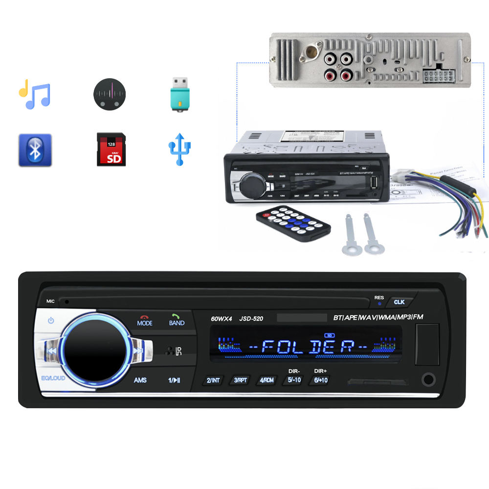 Hohe qualität bluetooth drahtlose download radio mp3 musik-<span class=keywords><strong>player</strong></span> für auto